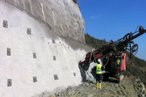 Teknofor Slope Stability and Landslide Protection